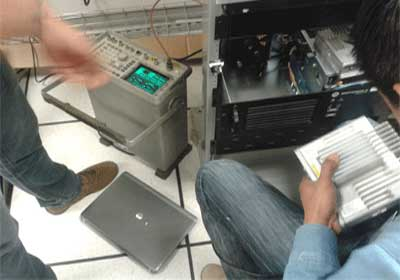 Insignia Link reparación de radios