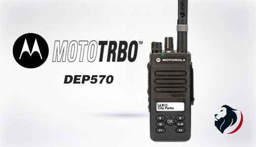 DEP-570 portátil de Motorola-Insignia Link