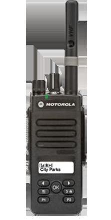 DEP-570 radio motorola portátil