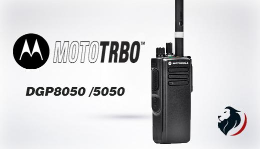DGP 8050 portátil Digital Motorola-Insignia Link México