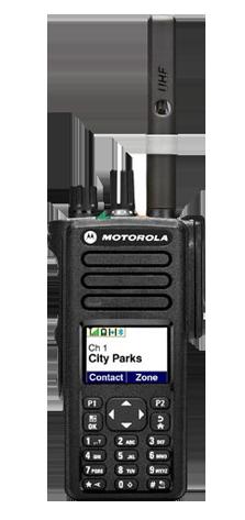 DGP 8550 5550 radio digital motorola