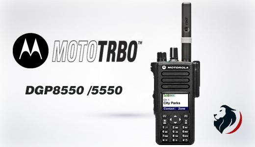 DGP 8550 5550 radio portátil Motorola-Insignia Link México