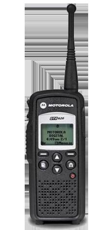 Radio DTR 620 de Motorola