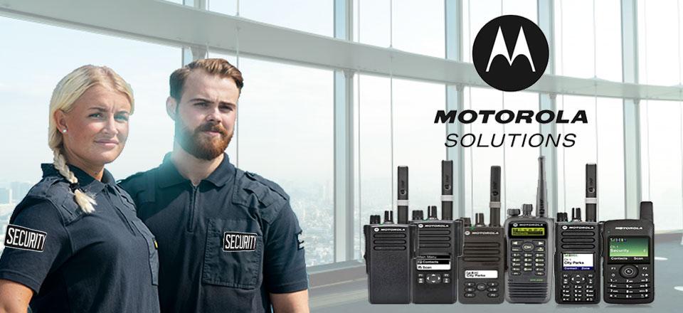 Radios portatiles Motorola-Insignia Link México