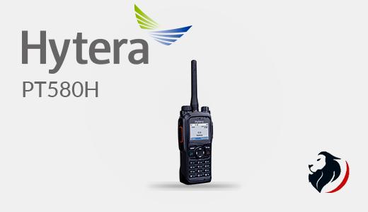 Radio tetra PT580h Plus S hytera