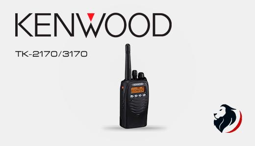 Tk-2170/3170 radio portátil de kenwood - Insignia Link México