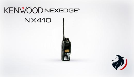 NX-410 kenwood portátil digital -Insignia Link México