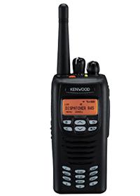 NX-200 radio keenwood nextedge -Insignia Link México