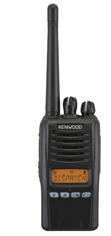 NX-300 radio kenwood portátil digital