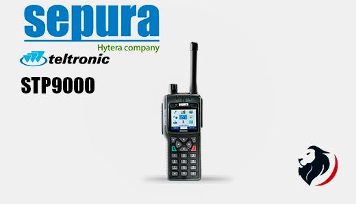 STP9000 portátil TETRA- Insignia Link México