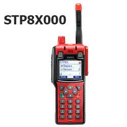 STP8X000 radio tetra sepura