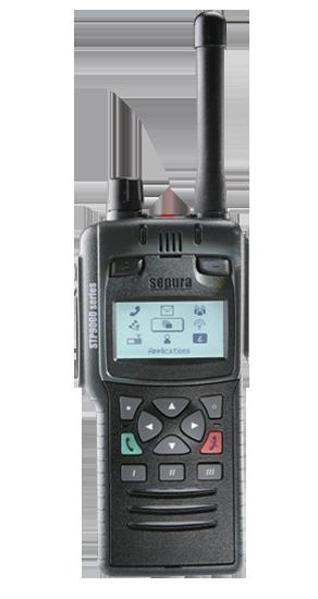 STP9200 radio TETRA sepura