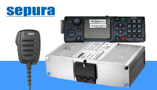 SRG3900 radio móvil Sepura