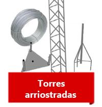 Torres arriostradas - Insignia Link