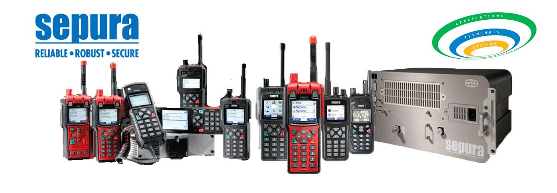 Radio tetra sepura equipos altamente confiables- Insignia Link México