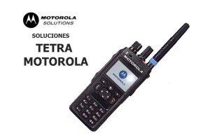 tetra comunicaciones -motorola