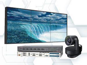 Insignia Link-Videowalls C4 y warroom