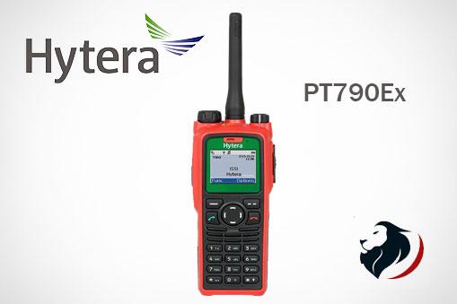 PT790Ex hytera tetra