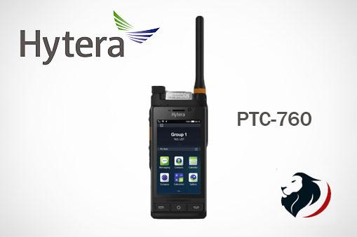 PTC760 Hytera Portátil