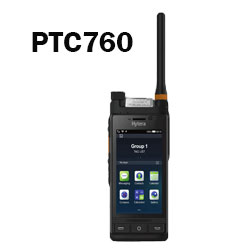 radios portátiles hytera ptc760