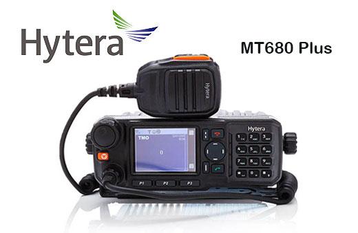 Radios móviles hytera tetra