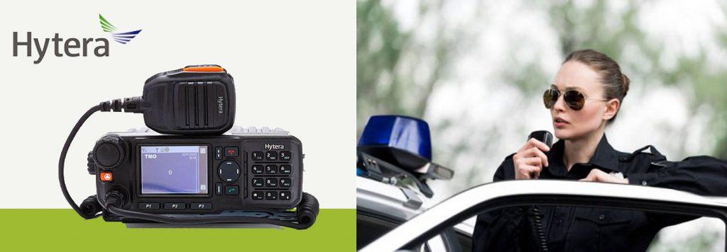 Radios Móviles Hytera