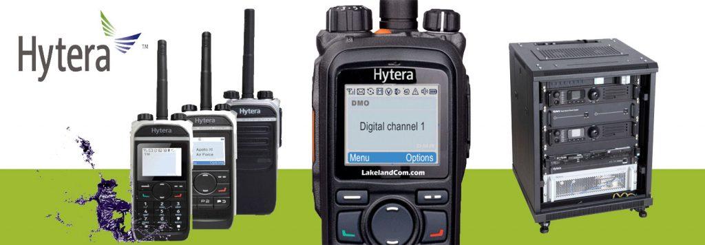Radios Portátiles Hytera Tetra