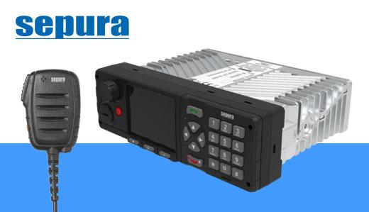 SCG22 radio móvil by Hytera