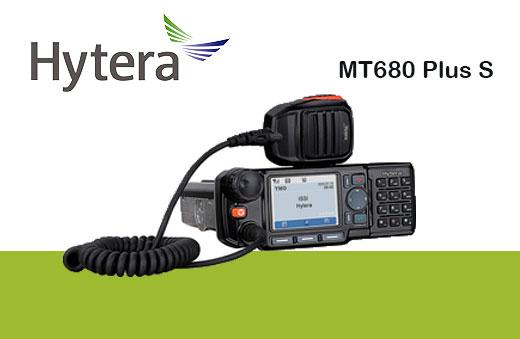 El MT680 Plus S Hytera es facil de operar
