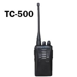 Radios TC-500 Portátiles Hytera