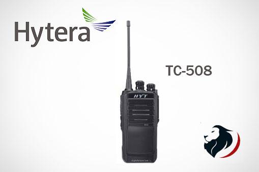 Radio TC-508 Hytera analógico