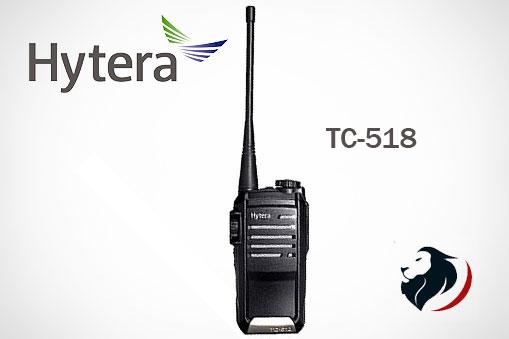 TC-518 hytera analógico portátil