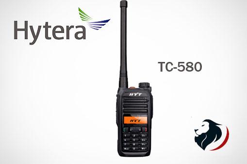 TC-580 radio portátil analógico