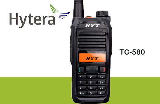 TC-580 hytera analógico