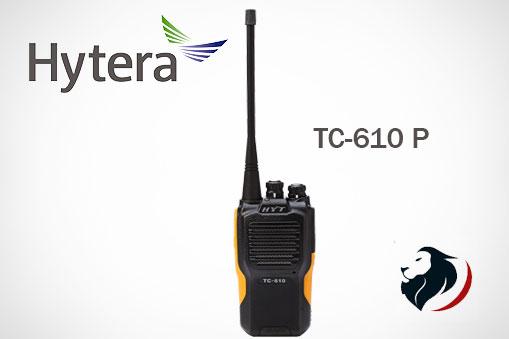 Radio TC-610p hytera analógico