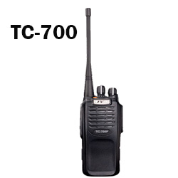 Radio TC-700 Portátiles Hytera