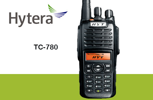 TC-780 Radio Hytera analógico portátil