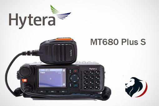 Radio Movil MT680 Plus S Tetra Hytera
