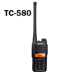 Radio TC-580 portátiles Hytera