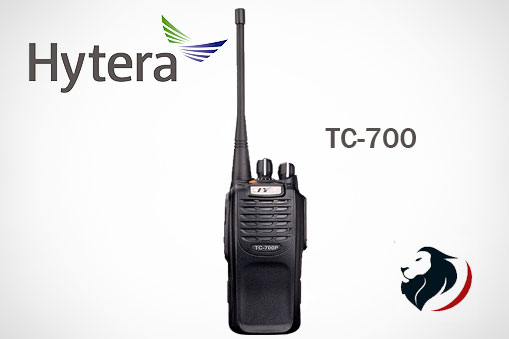 Radio TC-700 Hytera analógico