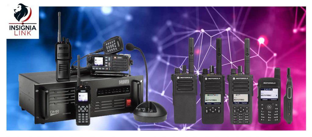 Sistemas de radiocomunicación digital