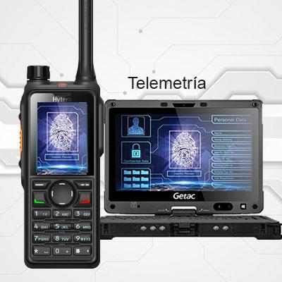 Aplicaciones para radios de dos vías HYTERA