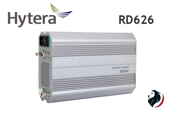 RD626 hytera repetidor de 25 watts compacto de montaje en pared