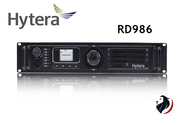 Repetidor RD986 hytera digital