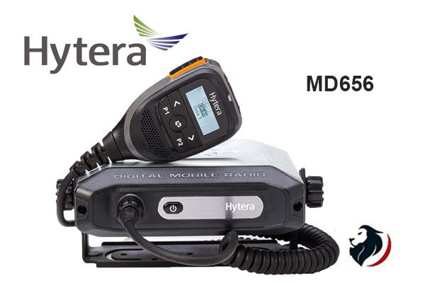 Radio Móvil MD656 hytera DMR