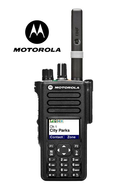 Radios portátiles Motorola