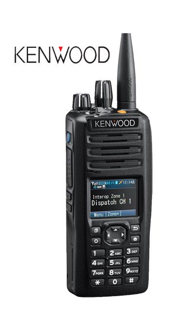 Radios portátiles kenwood