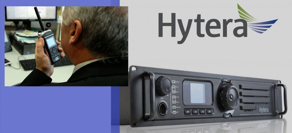 Repetidores para radios de comunicacion