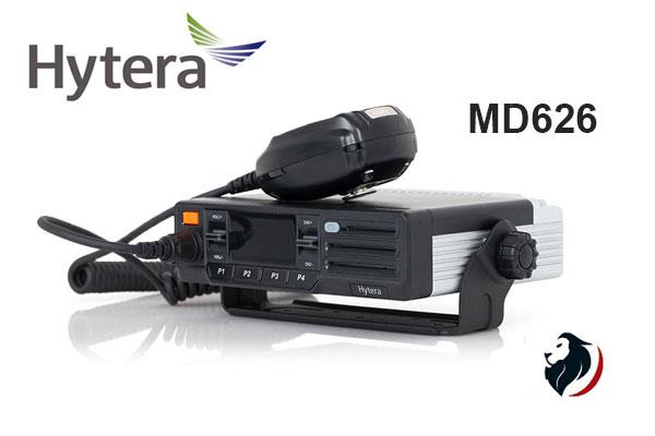 MD626 hytera móvil digital DMR trunking