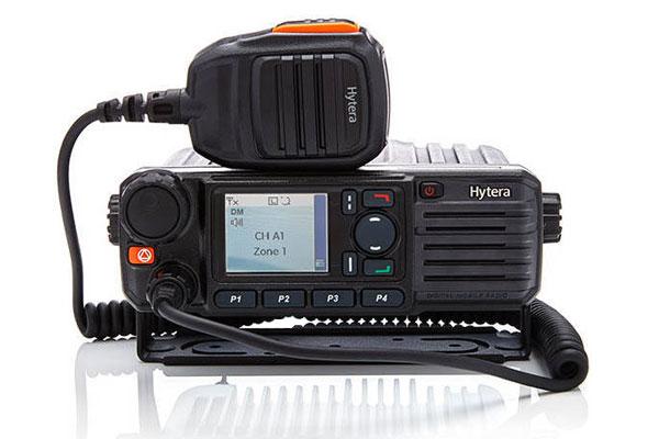MD786 hytera móvil DMR secundario